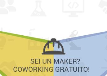 Sei un Maker? Coworking Gratuito a Firenze
