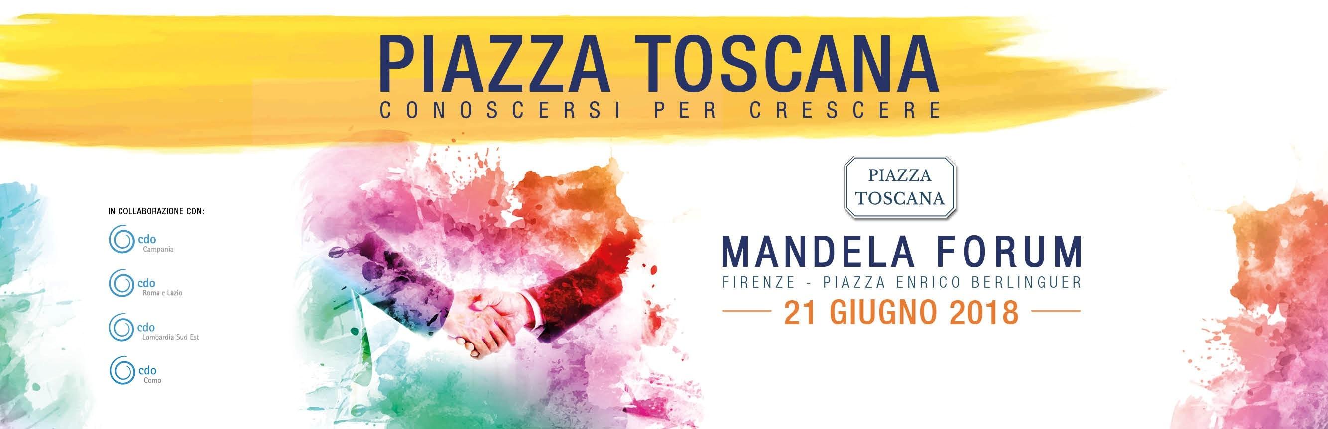 21 Giugno h 12:00 Workshop Open innovation per PMI con Intesa SanPaolo a Piazza Toscana