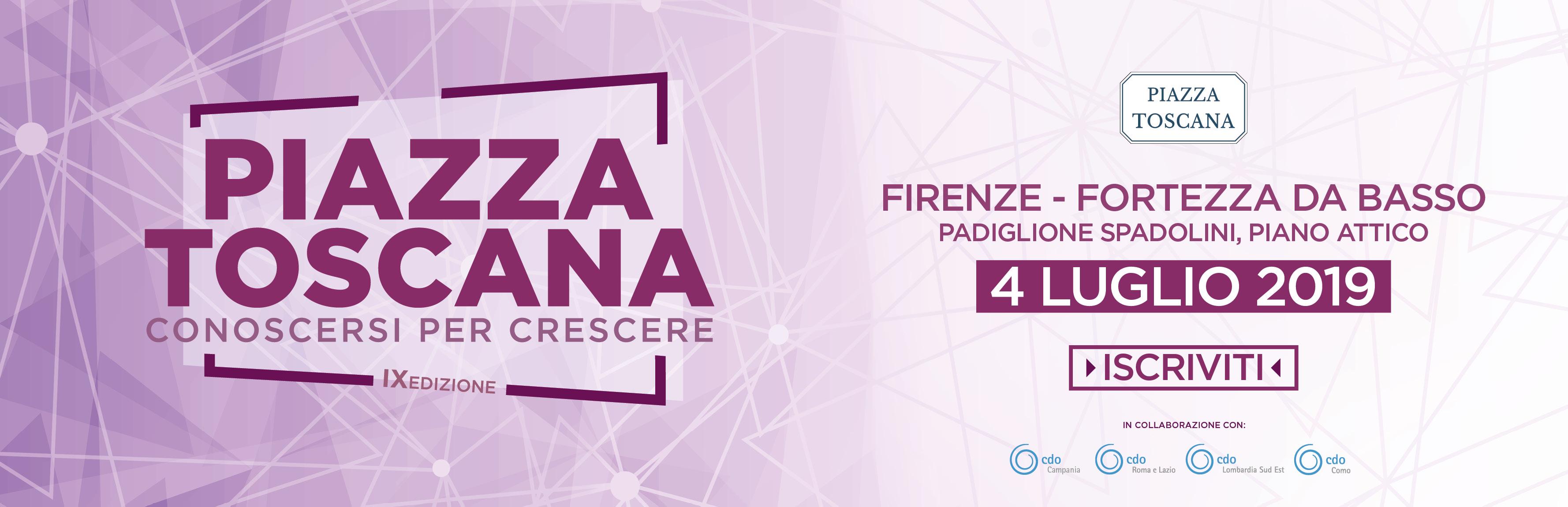 50 Startup per Piazza Toscana – Aperta la selezione 2019