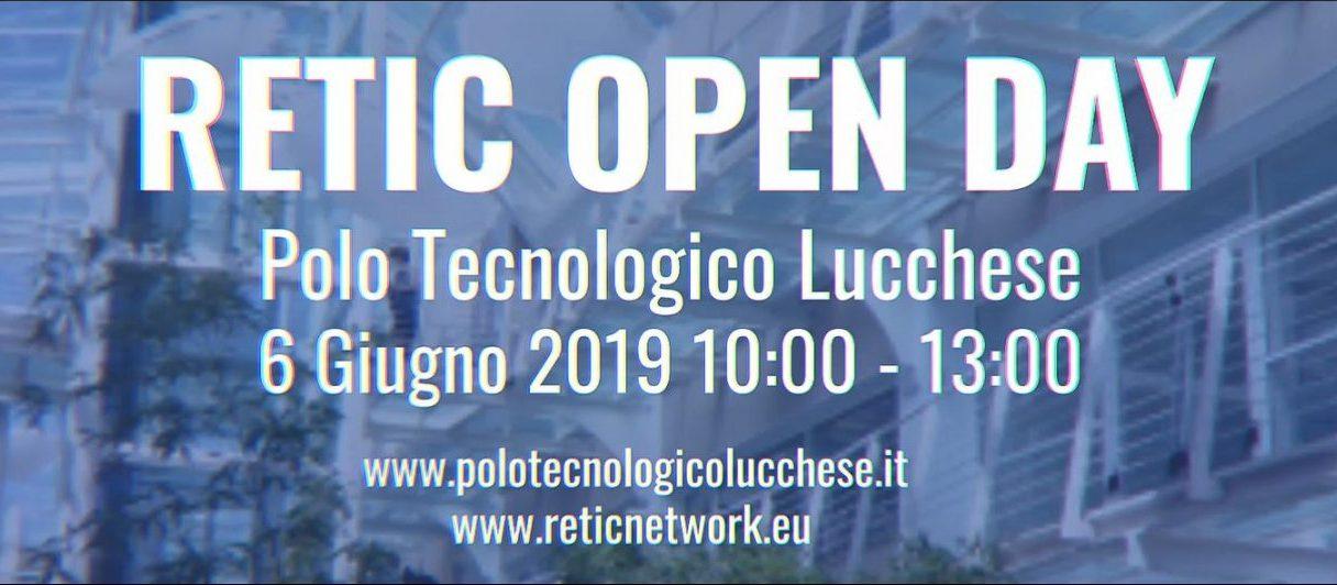 6 Giugno 2019 – RETIC OPEN DAY – Lucca