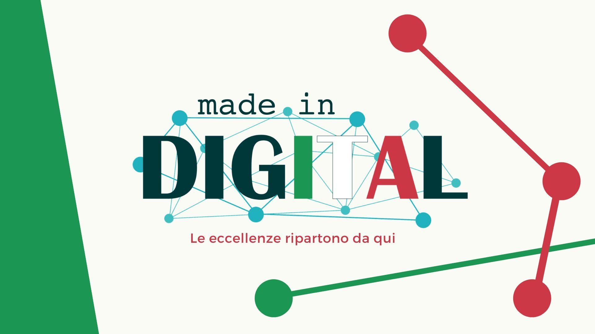 Made in Digital – Fiera online dal 16 al 21 Luglio 2020