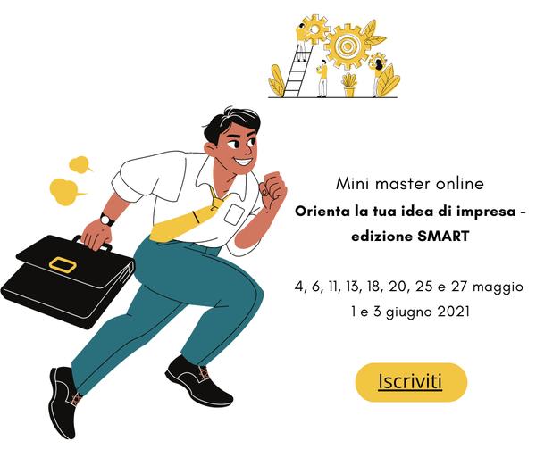 Neo-Imprenditori: dal 4 Maggio 2021 corso gratuito CCIAA Lucca
